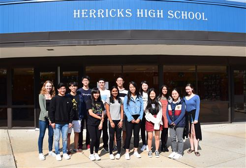 Herricks Musicians Selected for All-State