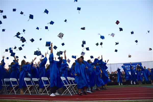 Congratulations, Herricks High School Graduates