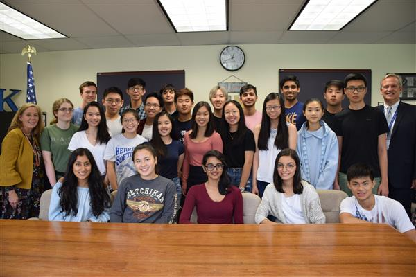 Twenty-six Herricks HS students earn National Merit Commendations