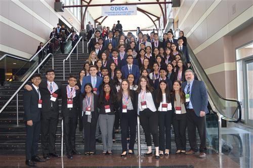 NY DECA 60th Annual State Career Conference