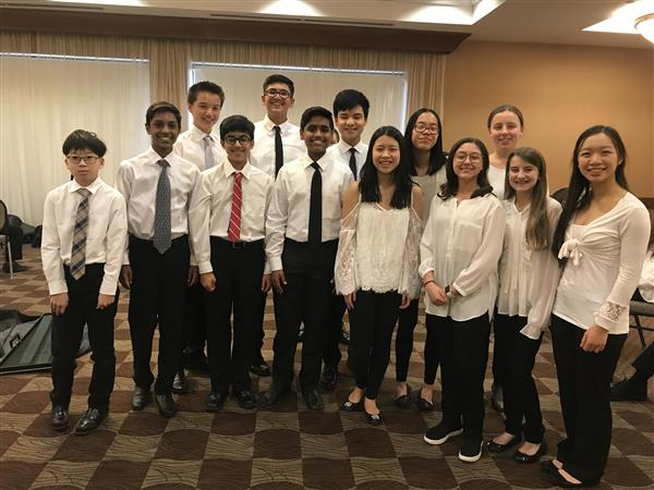 Herricks Students Perform in Middle School Honor Band