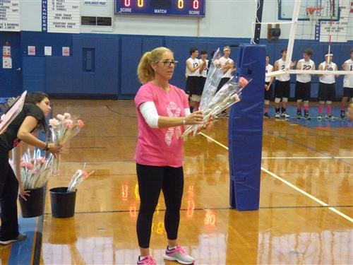 Tara Krinsky Voted The Nassau Volleyball Coaches Association Coach Of The Year