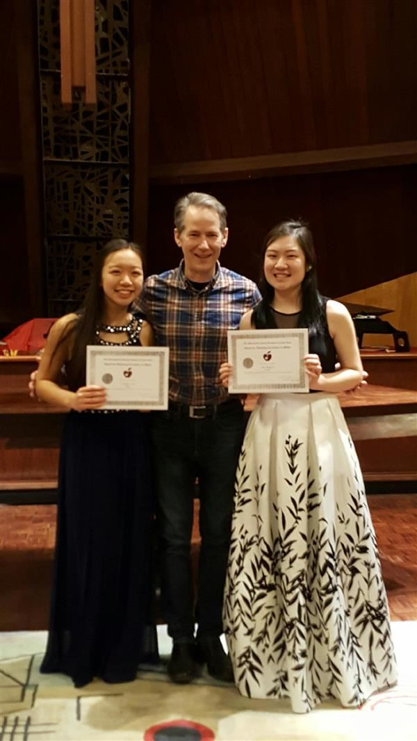 Two Herricks Musicians Win First Place at MYO Concerto Competition