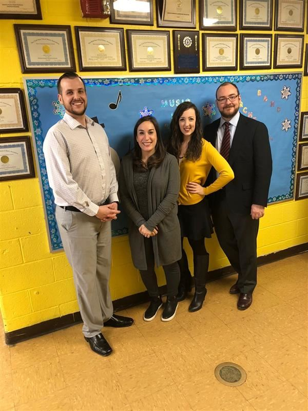 Herricks Music Teachers Invited to Conduct NY State and County Festivals