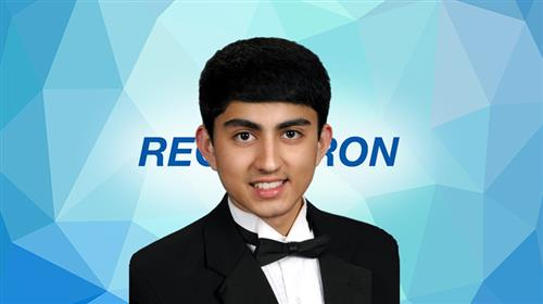 Eish Maheshwari Recognized as a Regeneron Science Talent Search Scholar