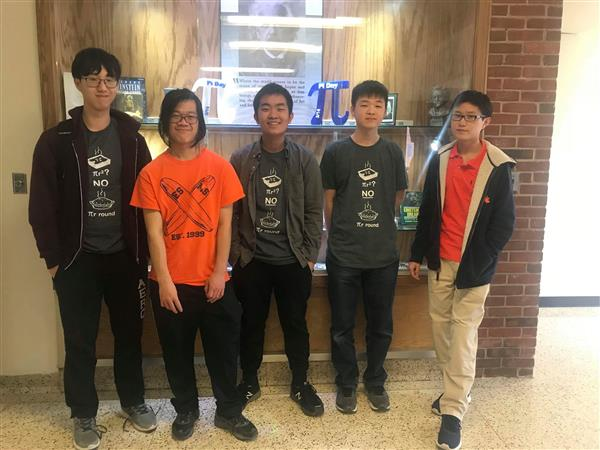 STEM Club Team Named International Finalist