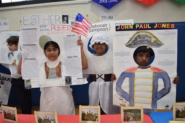 Searingtown Presents Colonial Fair