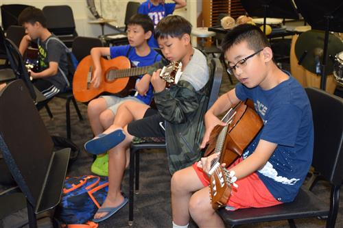 Herricks Summer Music Program Continues to Grow