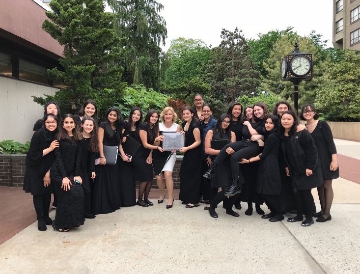 Herricks Musicians Earn 15 Awards, Including 12 Gold with Distinction,  at NYSSMA Majors