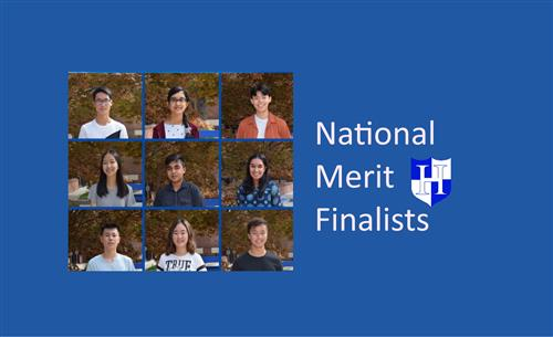 Nine Herricks High School Seniors Earn National Merit Finalist Recognition