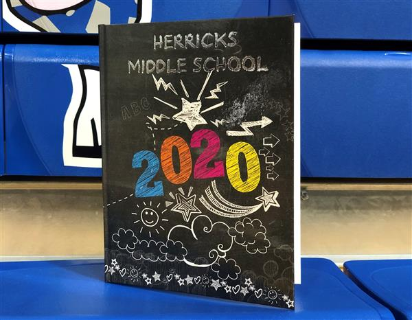 2019-2020 HMS Yearbook