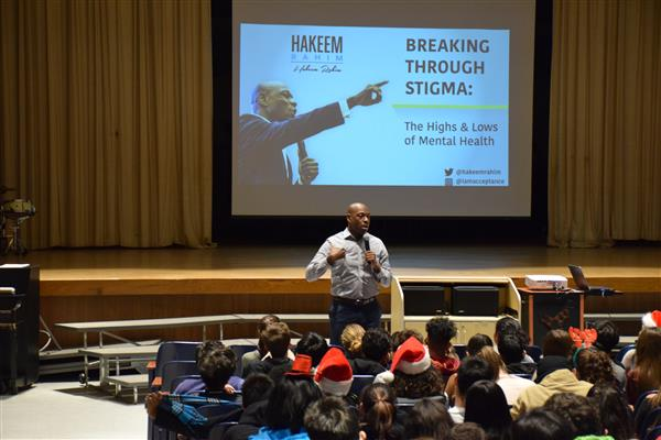Herricks Middle School Mindful of Mental Health