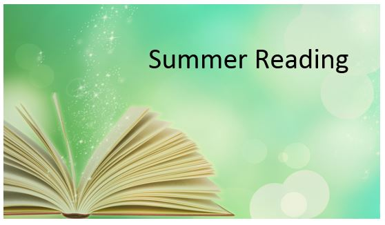 MS Summer Reading 2018-2019