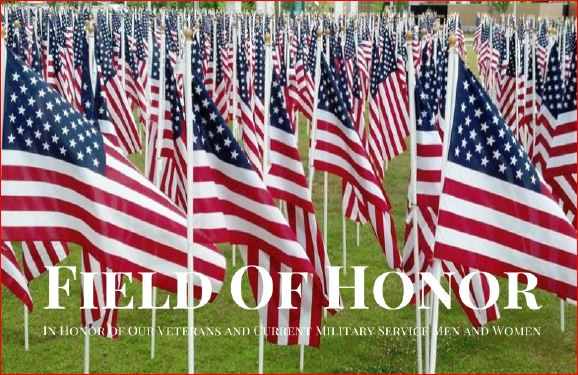 "Herricks Football and Student Government ""Field of Honor"" Fundraiser"