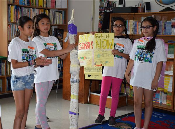 Herricks Kicks Off Summer with Discovery and Creativity