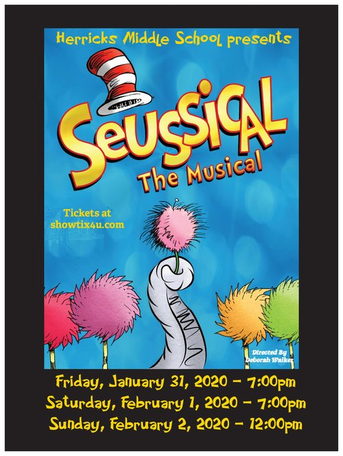 Herricks MS Presents Seussical