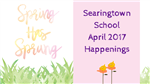April Happenings Now Online!